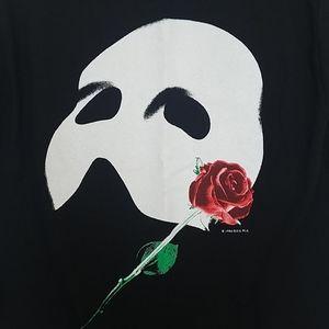 NWOT Phantom of the Opera T-shirt S
